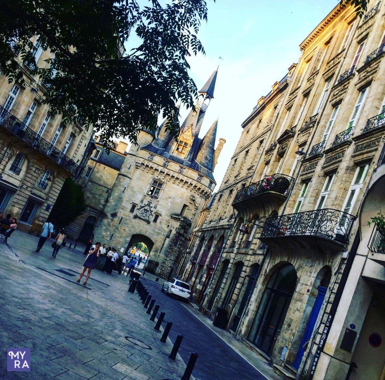 Porte Cailhau - Bordeaux