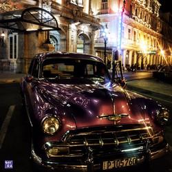 Vintage Cuban cars