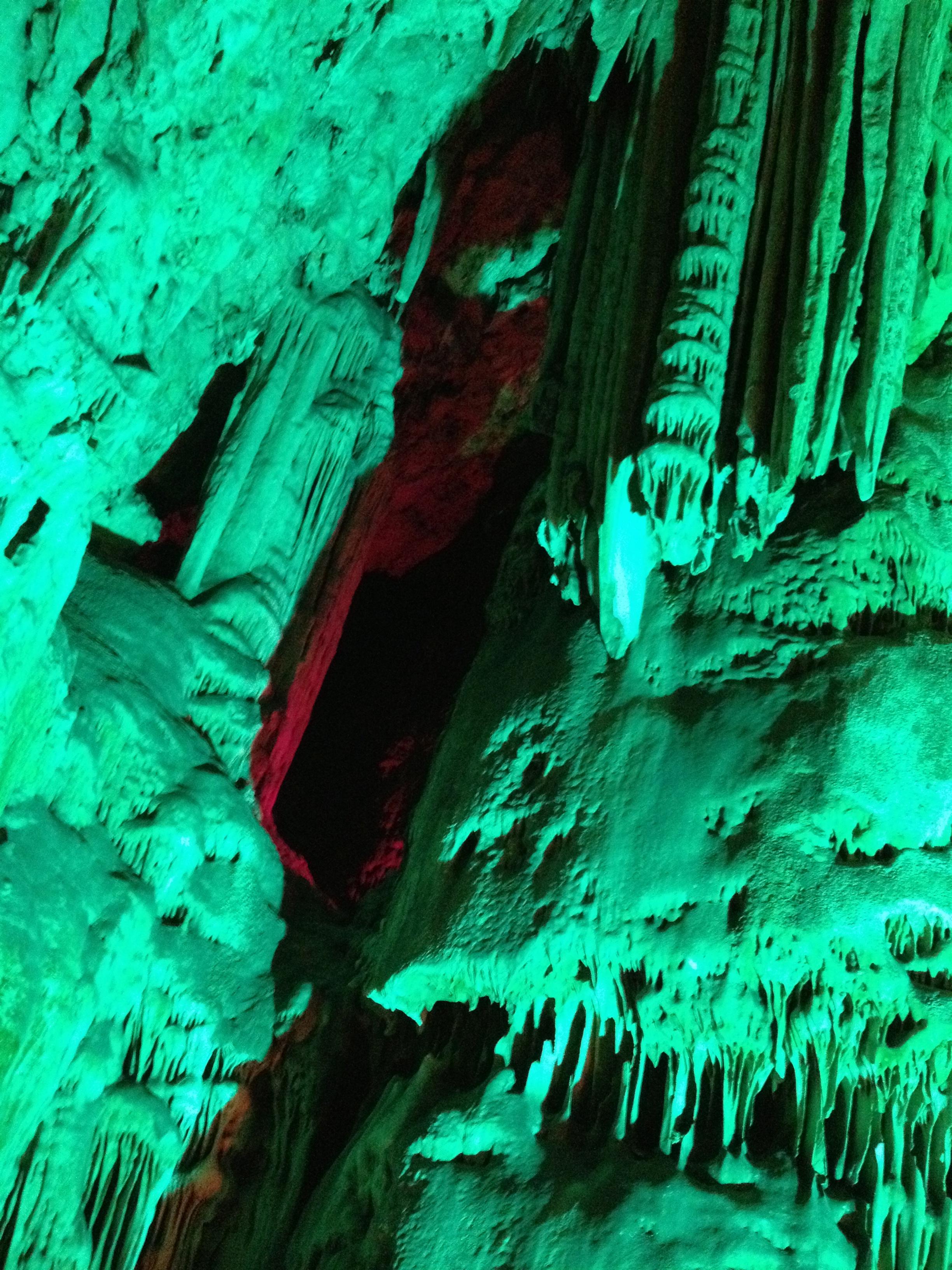 Gibralar caves