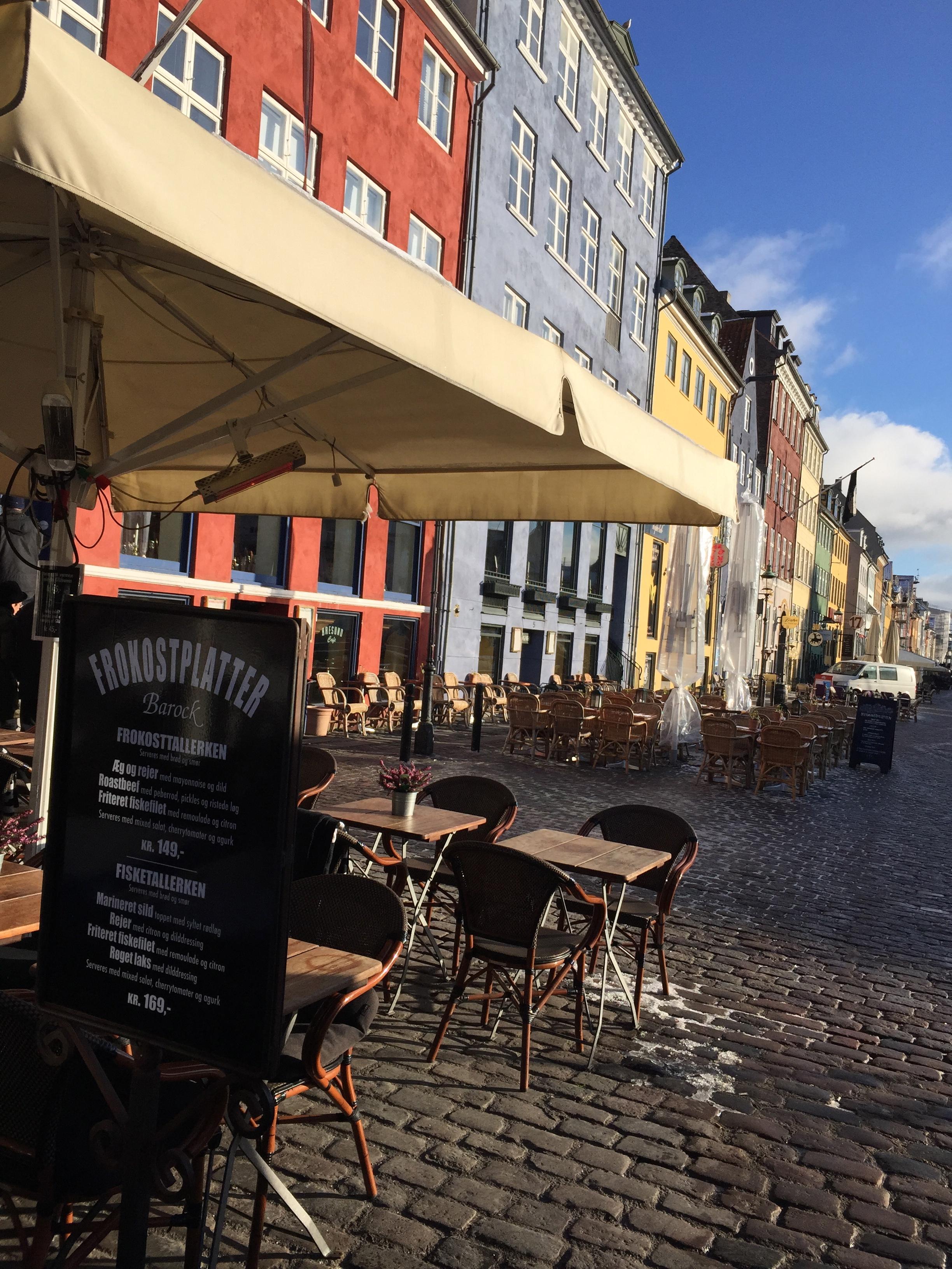 Nyhavn Street, Copenhagen
