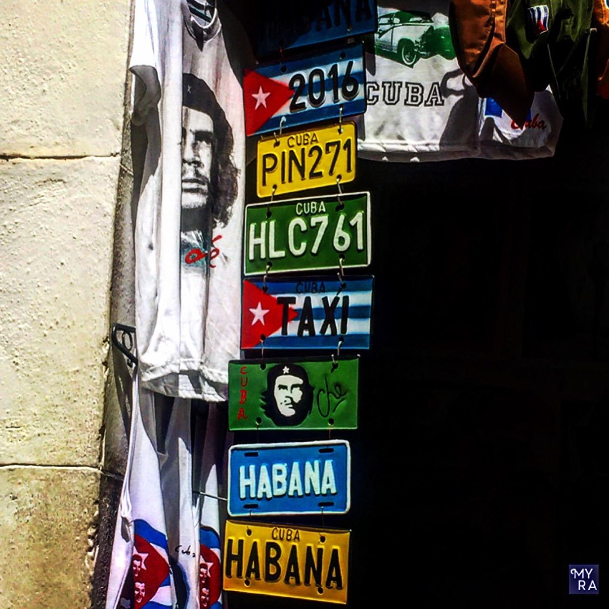 Cuban storefront