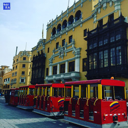 Peruvian trolleys