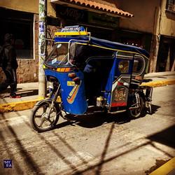 Peruvian taxi