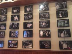 Celebrity walls