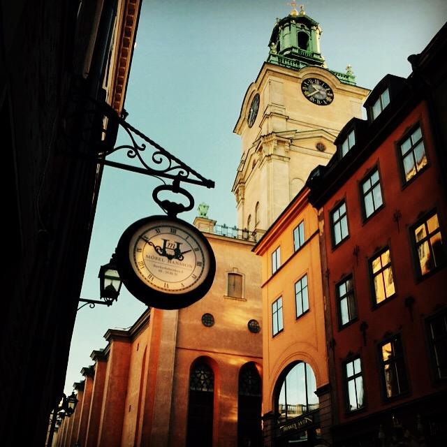 Gamla Stan Clocks
