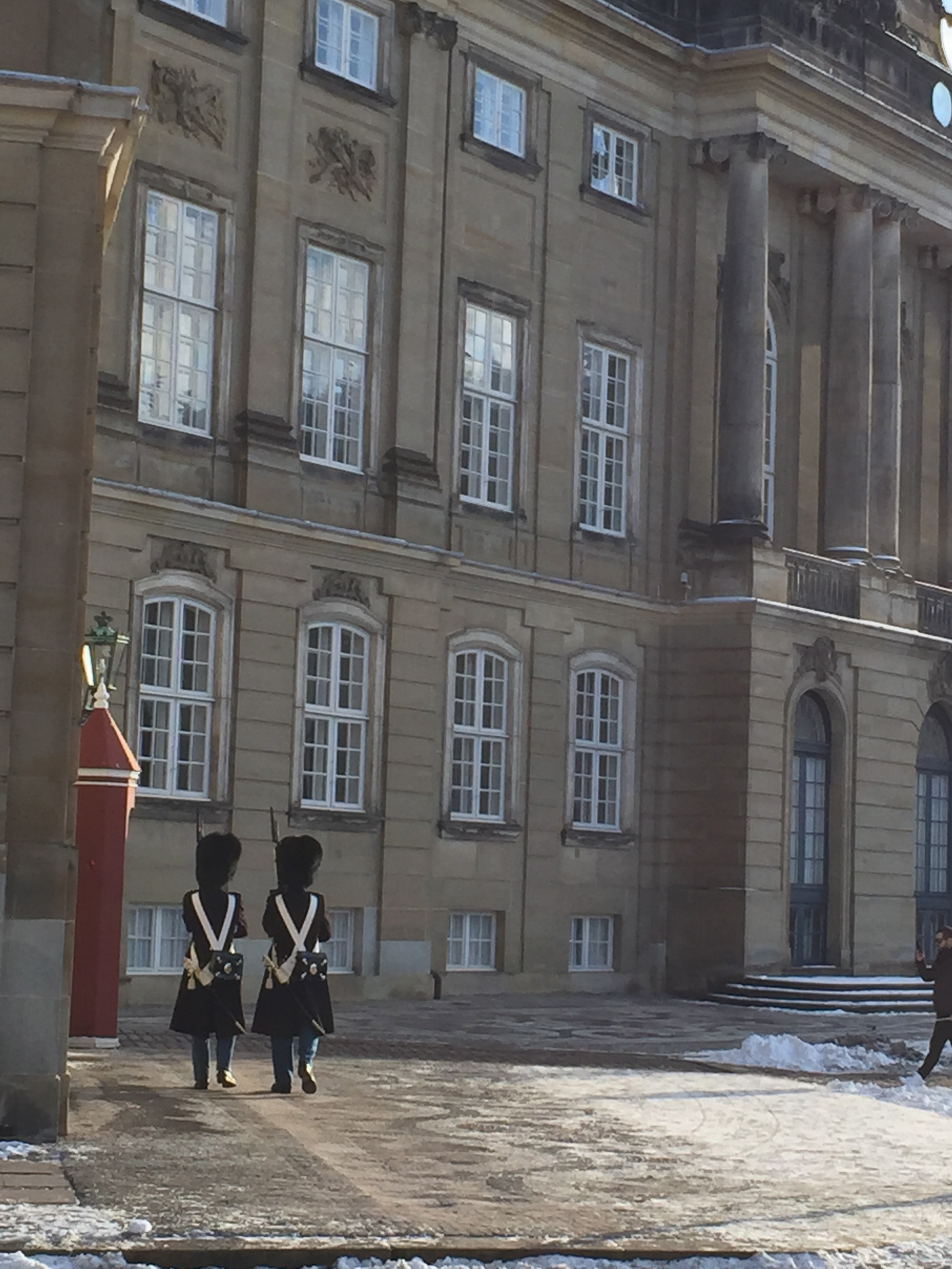 Amalienborg Palace Guards