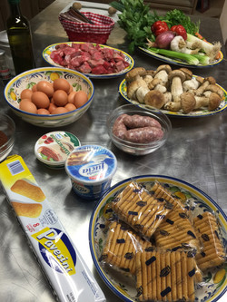 My Tuscan Cooking Class
