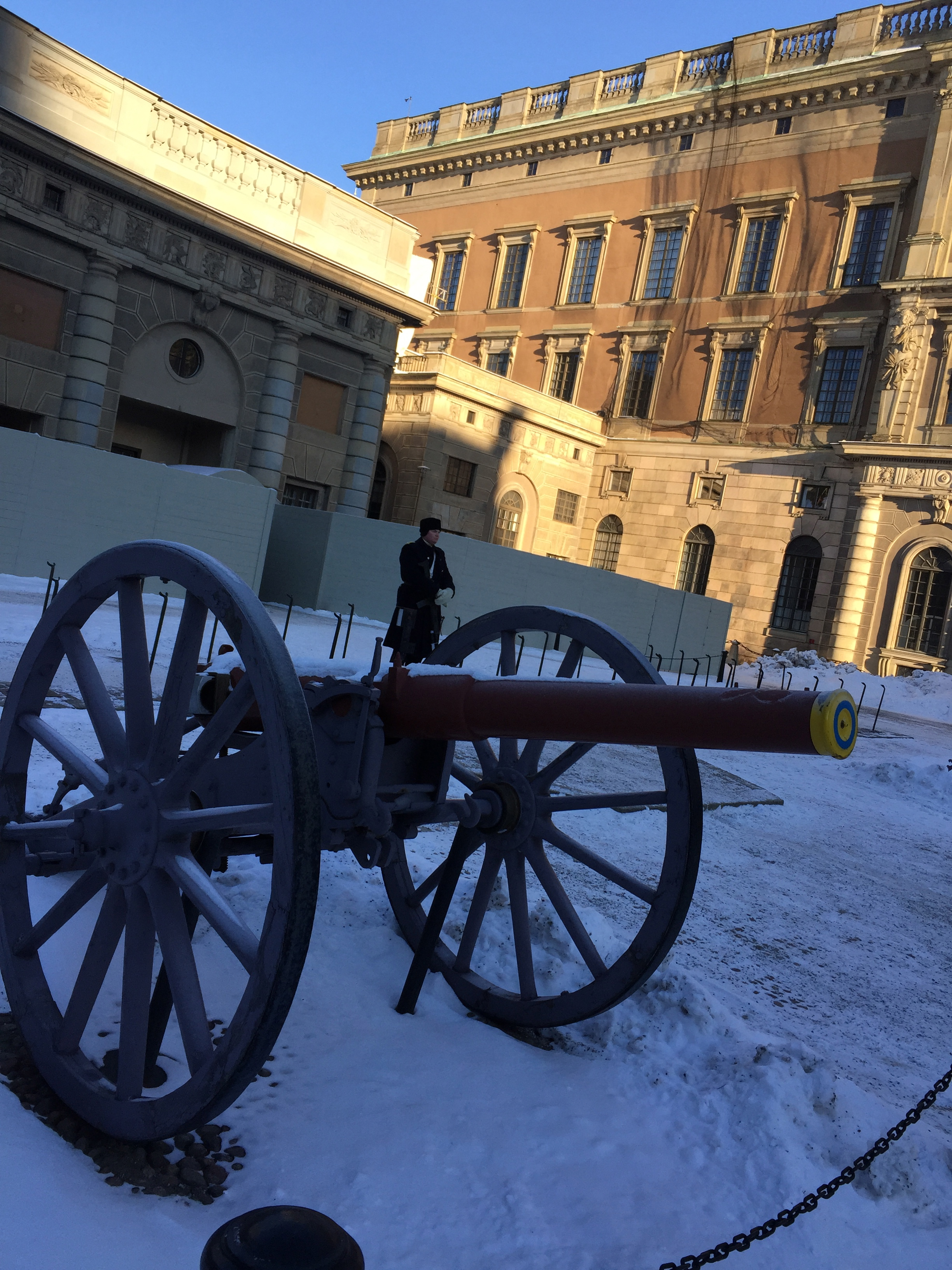 Royal Palace Canons