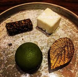 Dessert Quartet