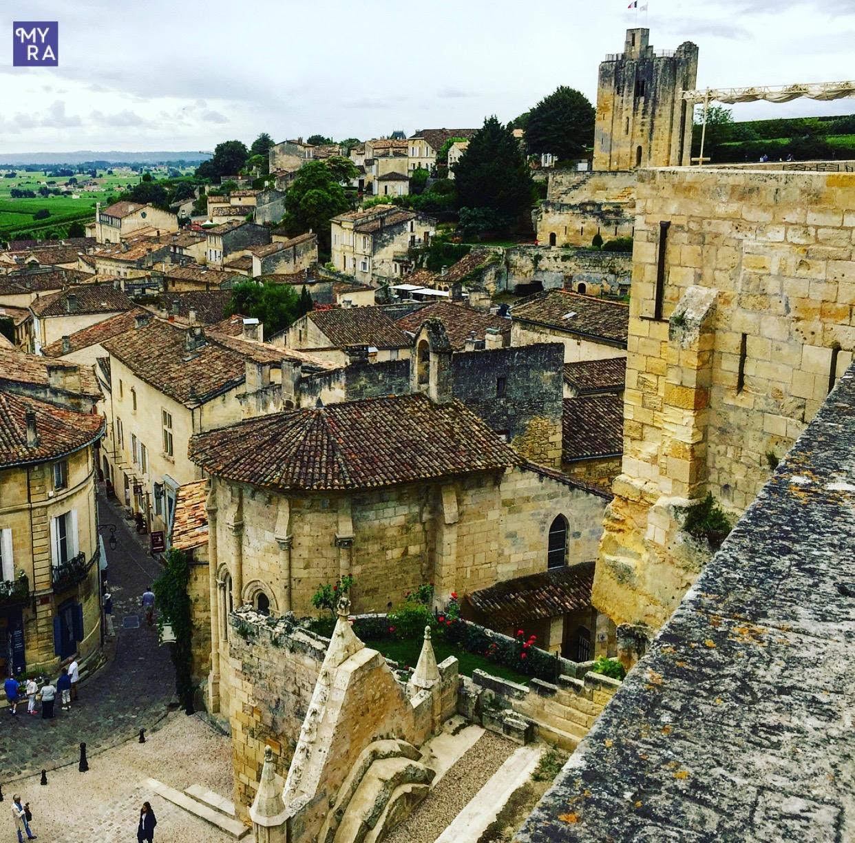 Medieval Saint Emilion