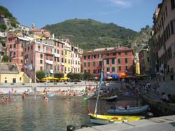 Vernazza Pier