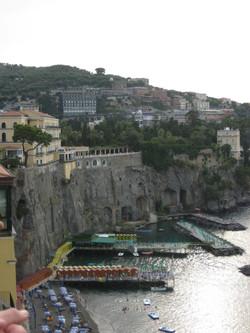 Southern Italian Waterfront