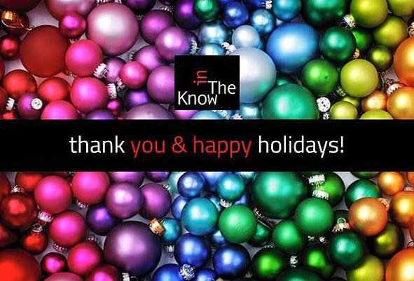 HAPPY HOLIDAYS!!!