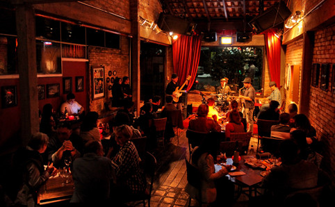 ALL THAT JAZZ: top places to enjoy great jazz concerts in São Paulo