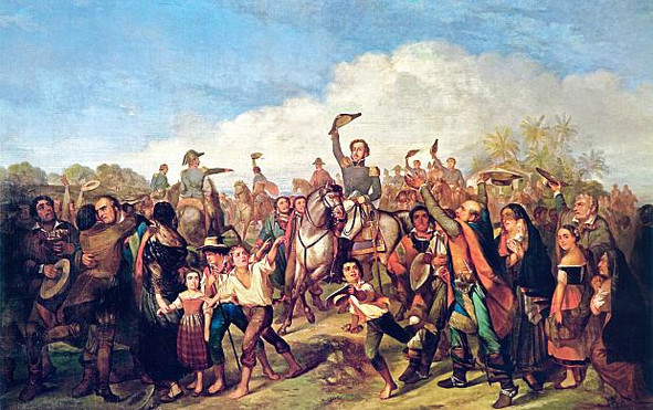 SEPTEMBER 7TH, 1822: the independence that few have noticed. By Tércio Barbosa Rigolin (*)