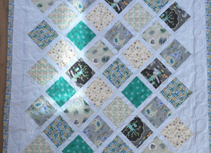 A Quilt for Baby Zachary