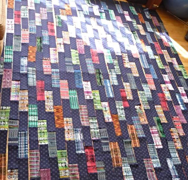 Last College Quilt