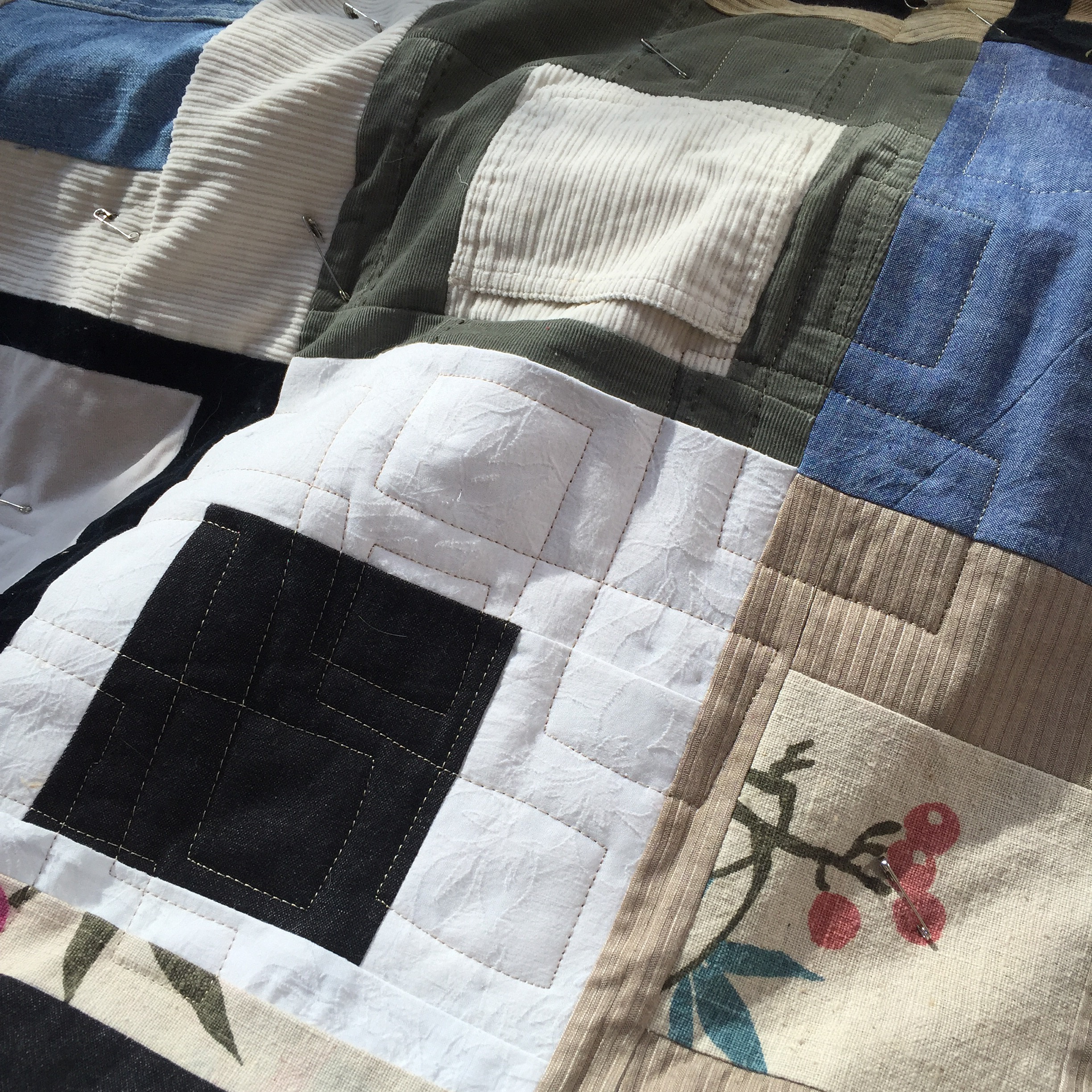 Cardall Memory Quilt