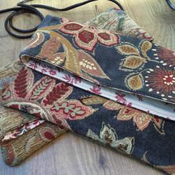 tapestry clutch