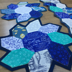 hanukah table toppers