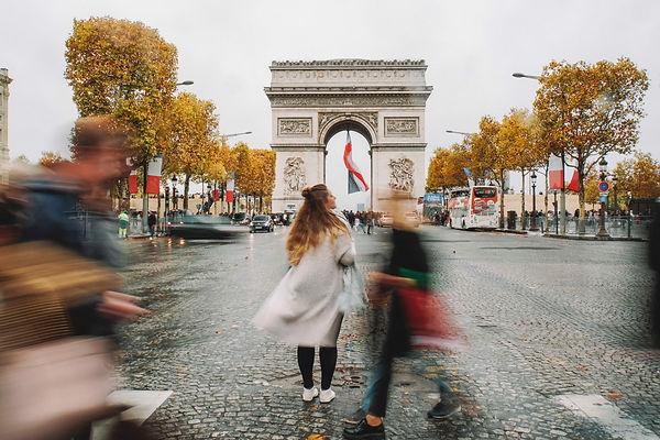 FRANCE_PARIS_CHAMPS_ELYSEE_ARC_DE_TRIOMP