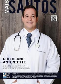 Dr. Guilherme Antoniette - Revista