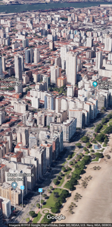 RUA COLOMBIA, 33, BOQUEIRÃO, SANTOS/SP - CONSTRUMARES