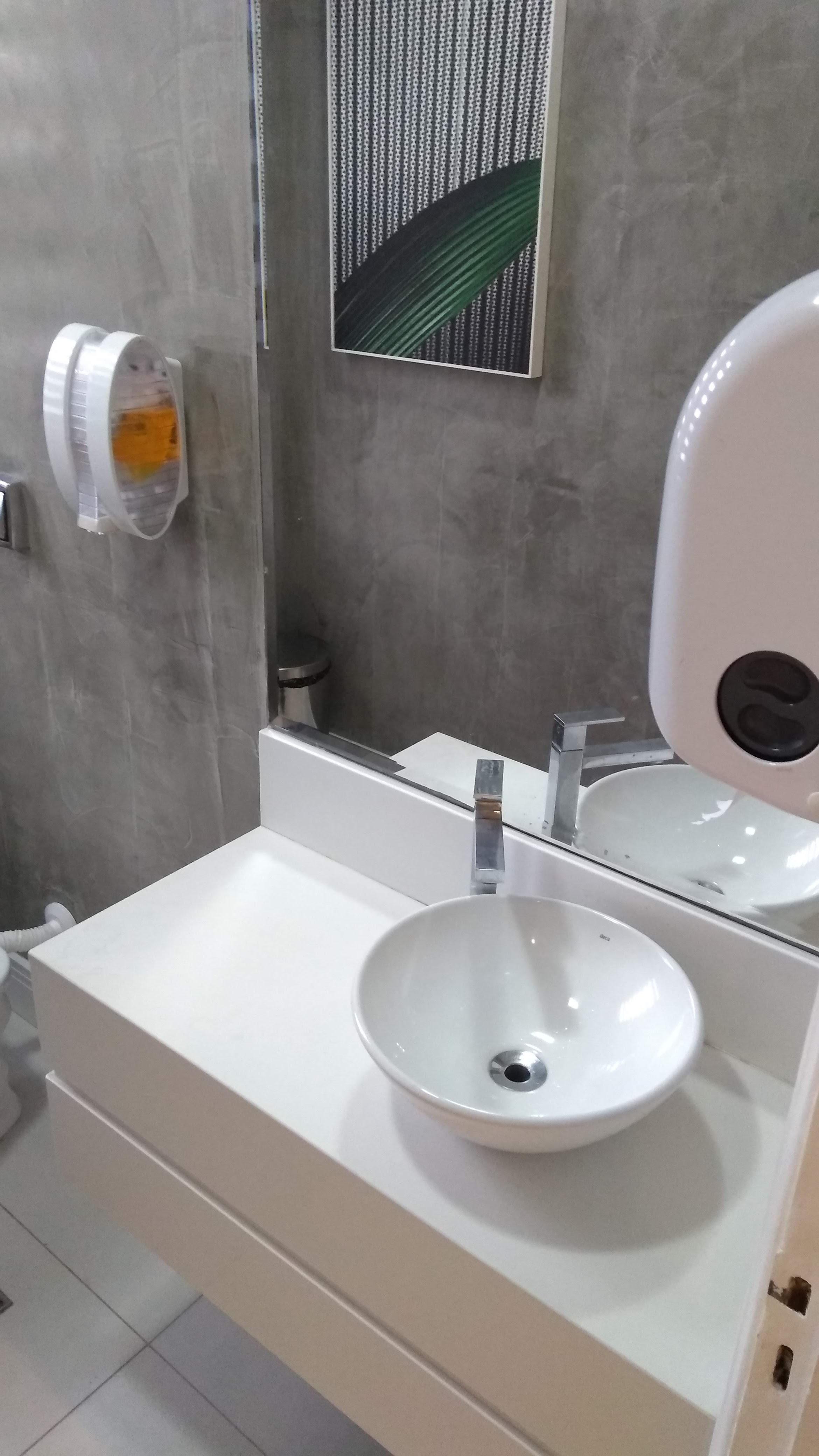 Clínica Endonette - Banheiro