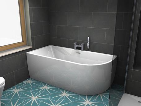 Sofia Corner Bath