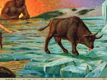 Norse Mythology how it Began