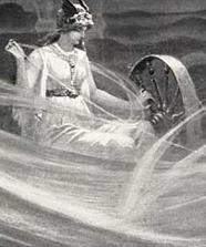 Frigga Queen of the gods