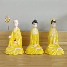 娑婆三聖擺飾