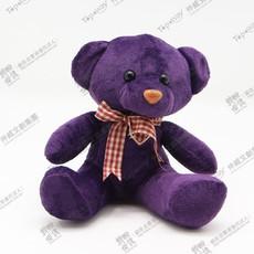 Purple Ribbon Bear