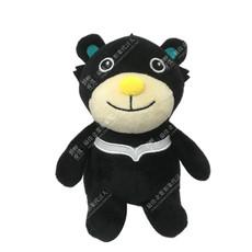 臺灣圖書館-熊霸玩偶