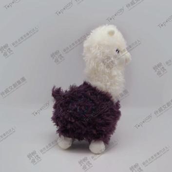 草泥馬(紫)