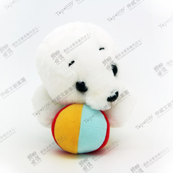 海豹寶寶(白)