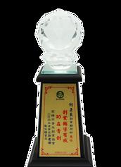 高雄市青年創業協會-功在青創獎牌