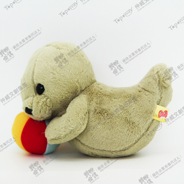 海豹寶寶(咖)