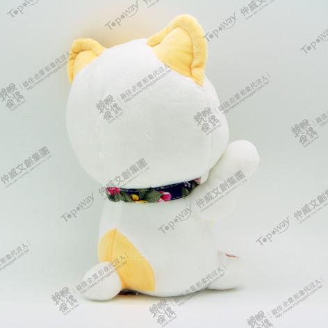 招財貓(黃)