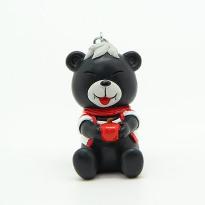 【泰雅渡假村】黑熊鑰匙圈