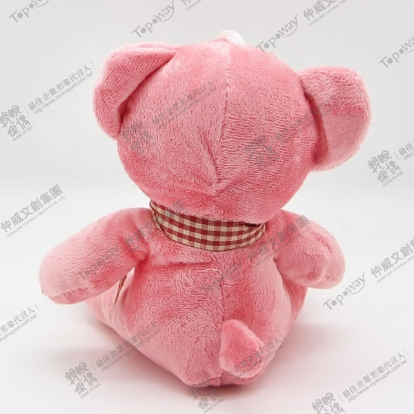 緞帶熊(粉)