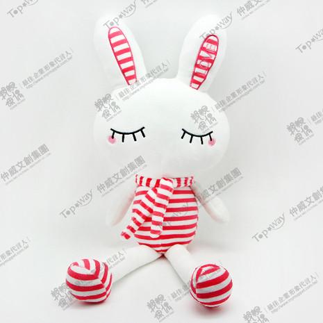 Line-Pattern Rabbit