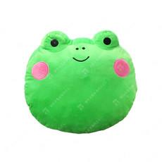 發發蛙暖手抱枕