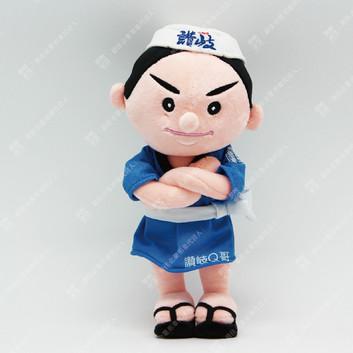 讚岐拉麵 Q哥 吉祥物
