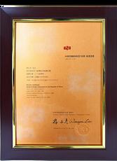 中華民國美術設計協會-第二十八屆理事當選證書