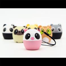 【動物造型公仔藍芽喇叭】粉紅豬