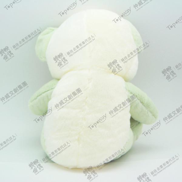愛心熊(綠)