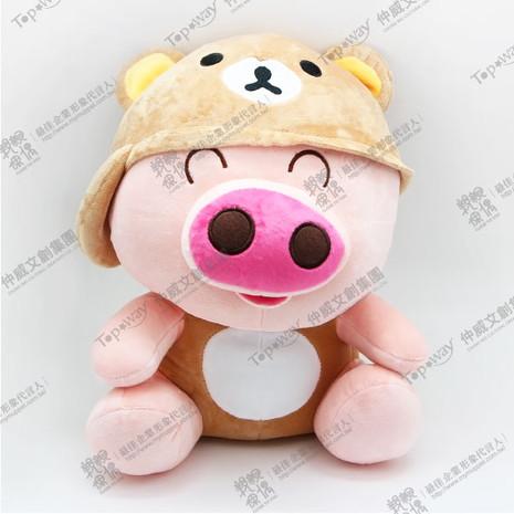 變裝小豬(A款)
