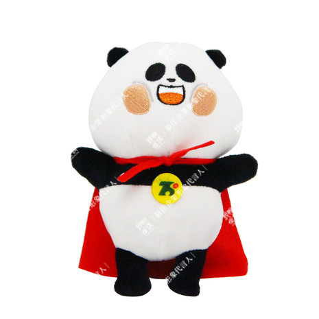 Dingbao Advertising-Panda Superman