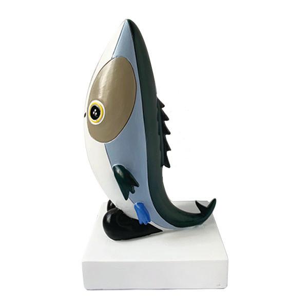 客製化公仔-海洋五寶-秋刀魚寶